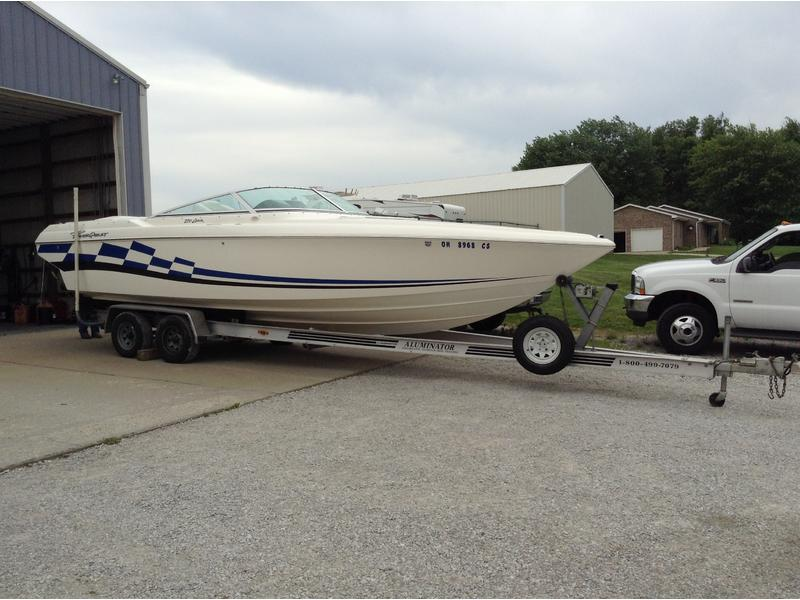 1998 Powequest Lazer located in Kentucky for sale
