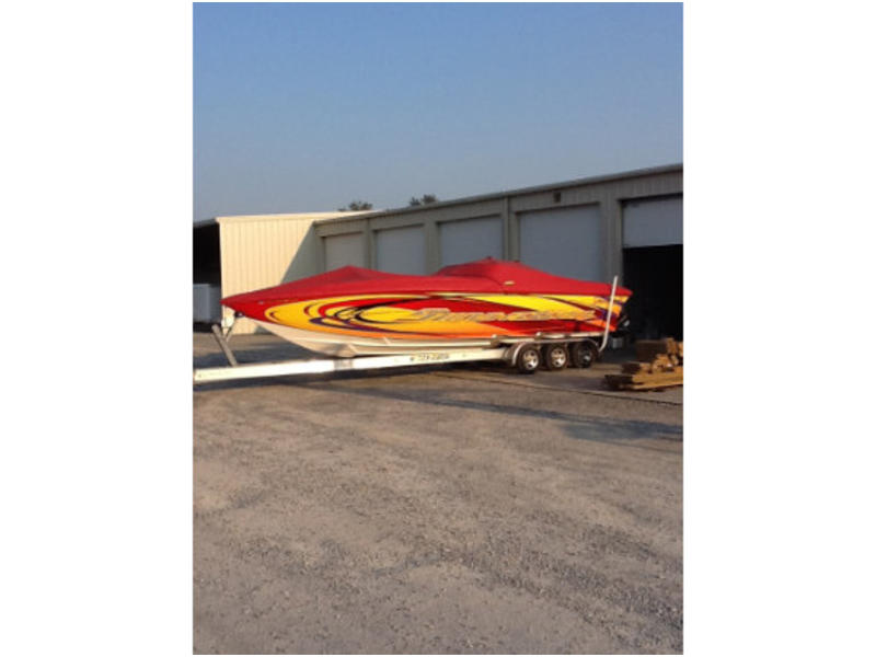 2007 Sunsation Dominator located in Louisiana for sale