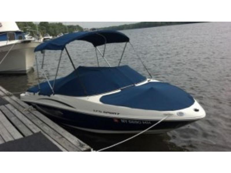 2010 Sea Ray 175 Sport located in New York for sale