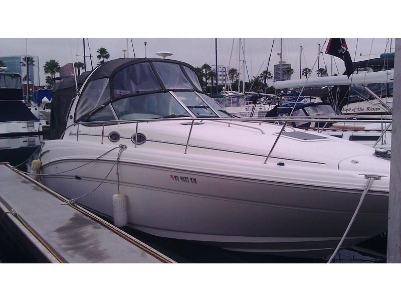 2005 Sea Ray Sundancer 300 located in California for sale
