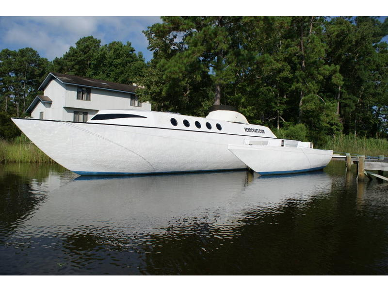 2013 XENOCRAFT X50 located in North Carolina for sale