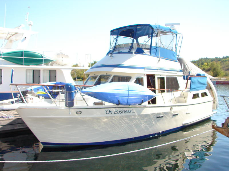 1986 CC Trawler located in  for sale
