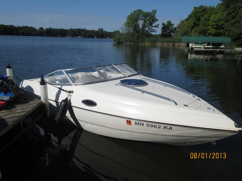 2006 Stingray 200CX located in Minnesota for sale