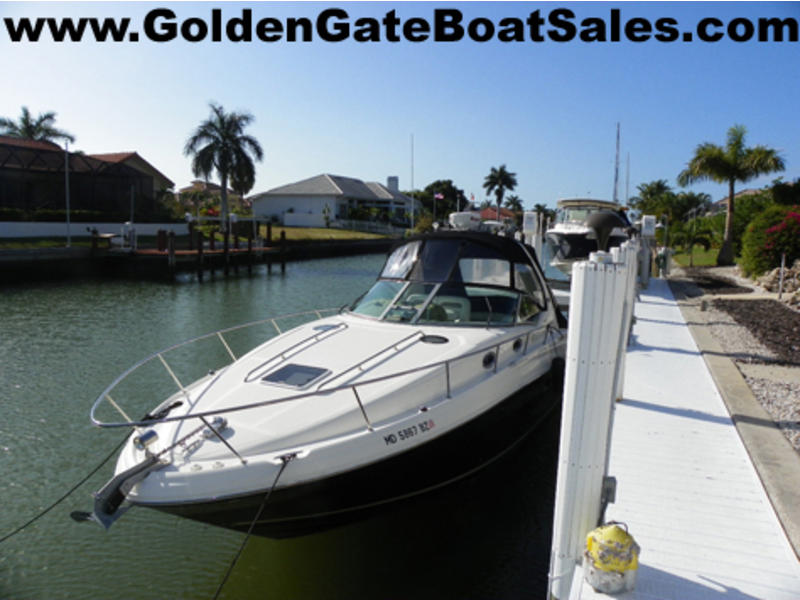 2007 SEARAY SUNDANCER 320 located in Florida for sale