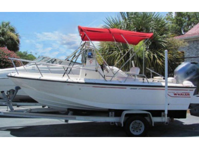 1999 Boston Whaler Outrage II located in Delaware for sale
