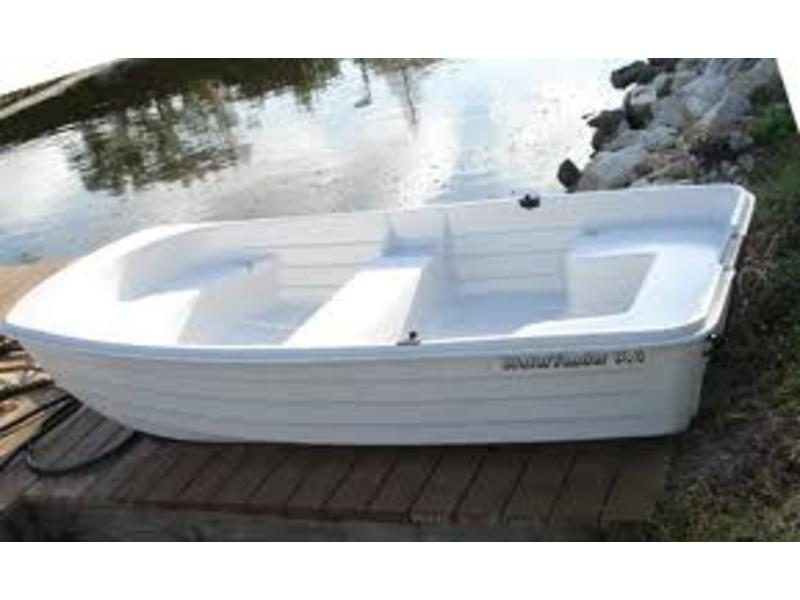 2005 Johnson Outdoors Watercraft WaterTender 94 located in Texas for sale