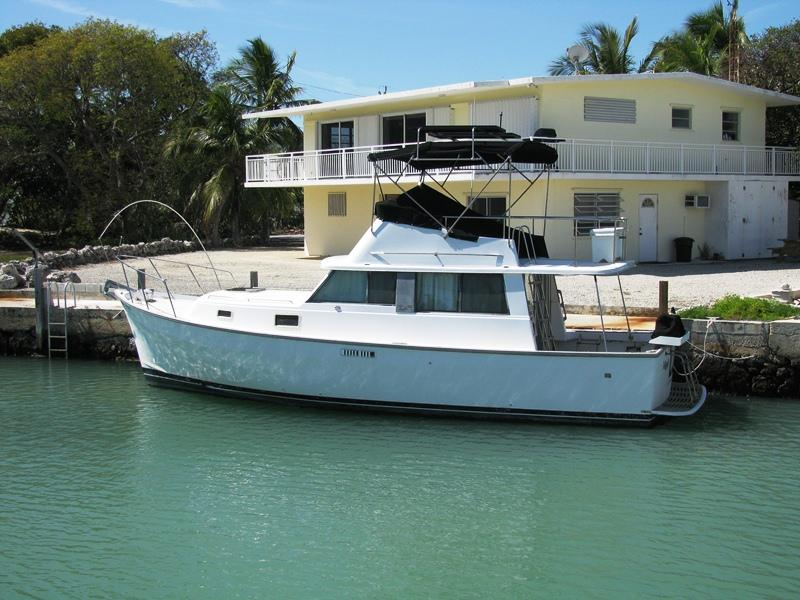 1978 Mainship Trawler Bahama Cruiser located in Florida for sale