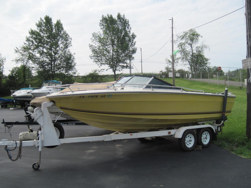 1975  Sea Ray located in Pennsylvania for sale