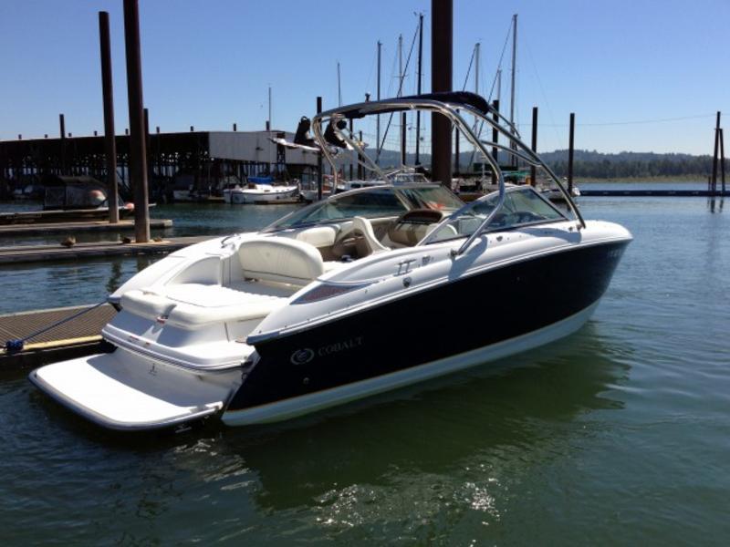 2006 Cobalt 232 Powerboat For Sale In Oregon
