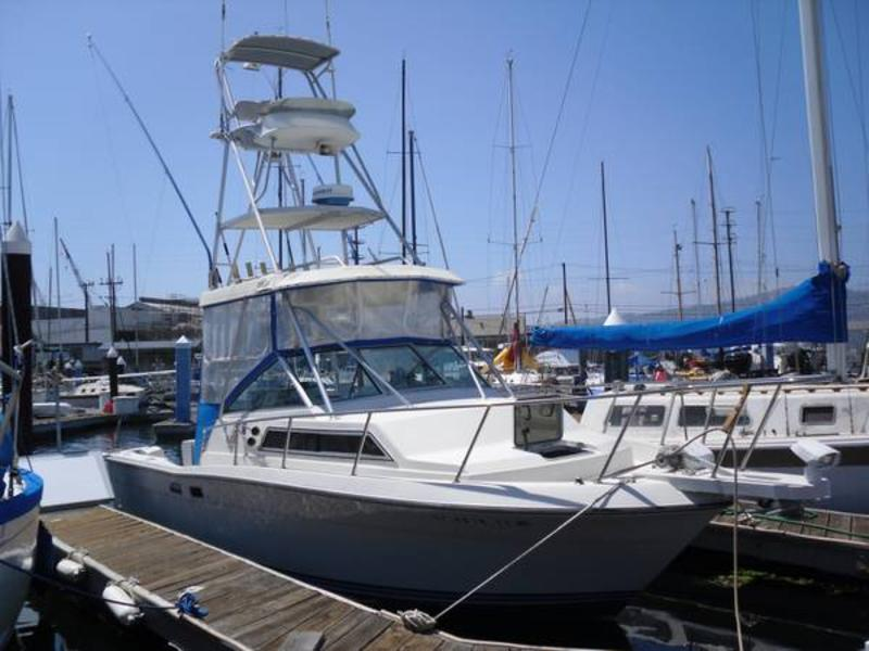 1988 Wellcraft 2800 Coastal located in California for sale