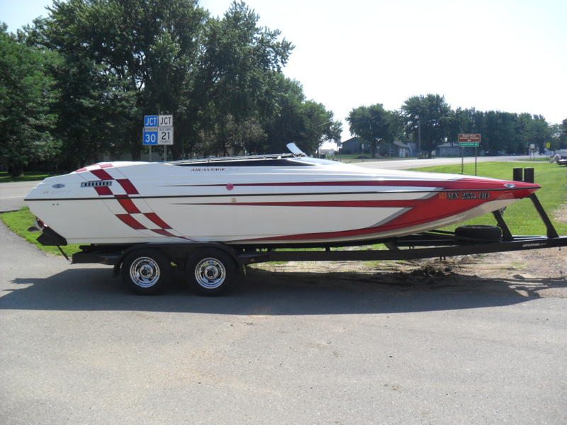 2002 Advantage Sport Cat located in Minnesota for sale