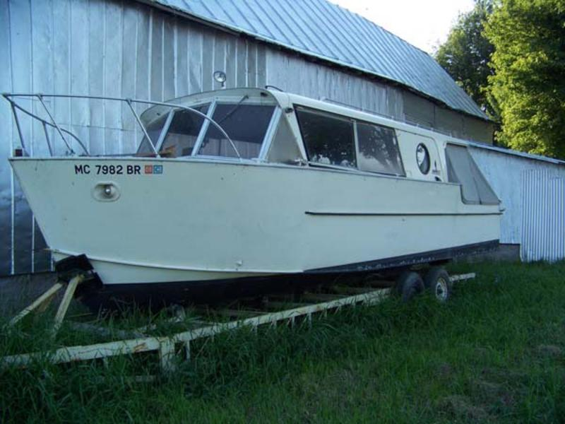1960 Aluminum Cruisers Inc Marinette located in Michigan for sale
