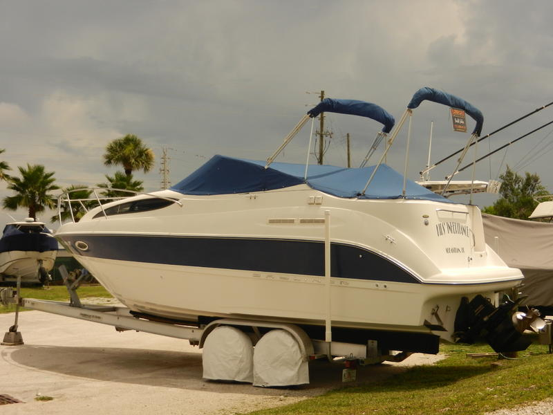 2004 Bayliner 265 Cierra located in Florida for sale