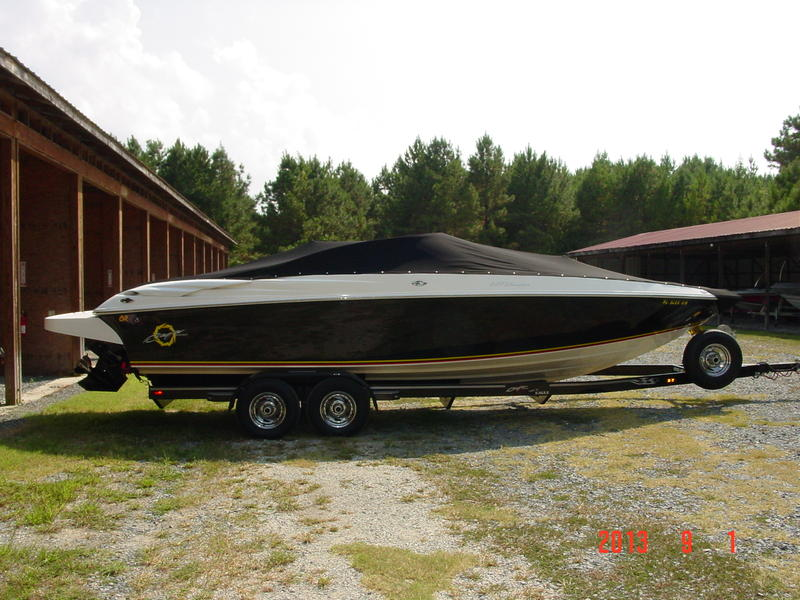2009 Baja Islander 277 located in North Carolina for sale