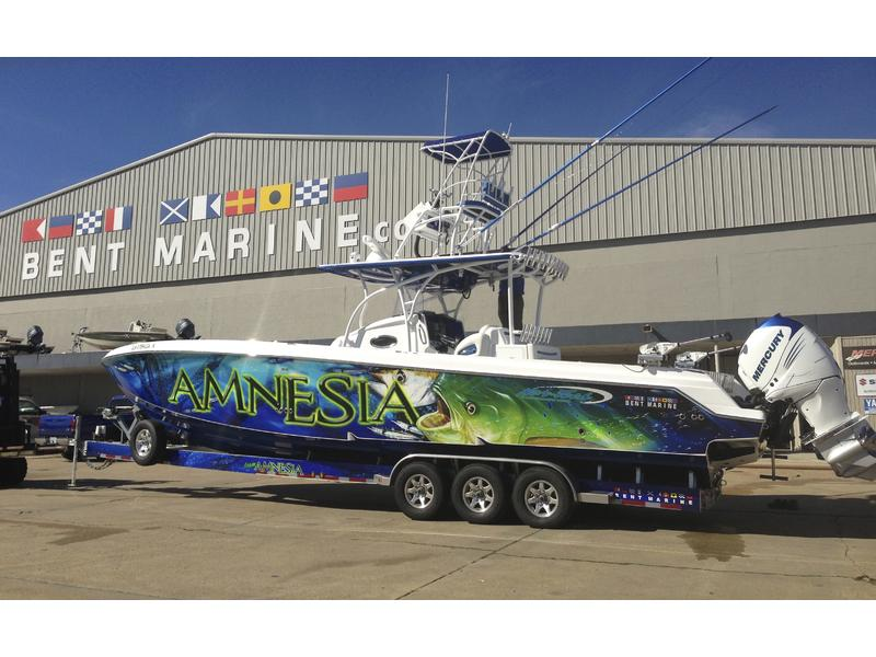 2013 NorTech 392 Superfish located in Louisiana for sale