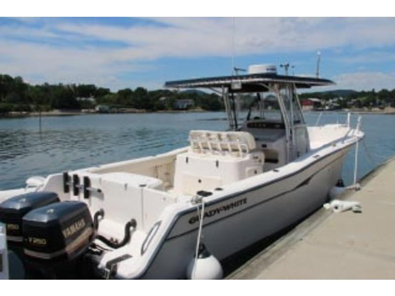 2002 GRADY WHITE Bimini 306 located in Maine for sale