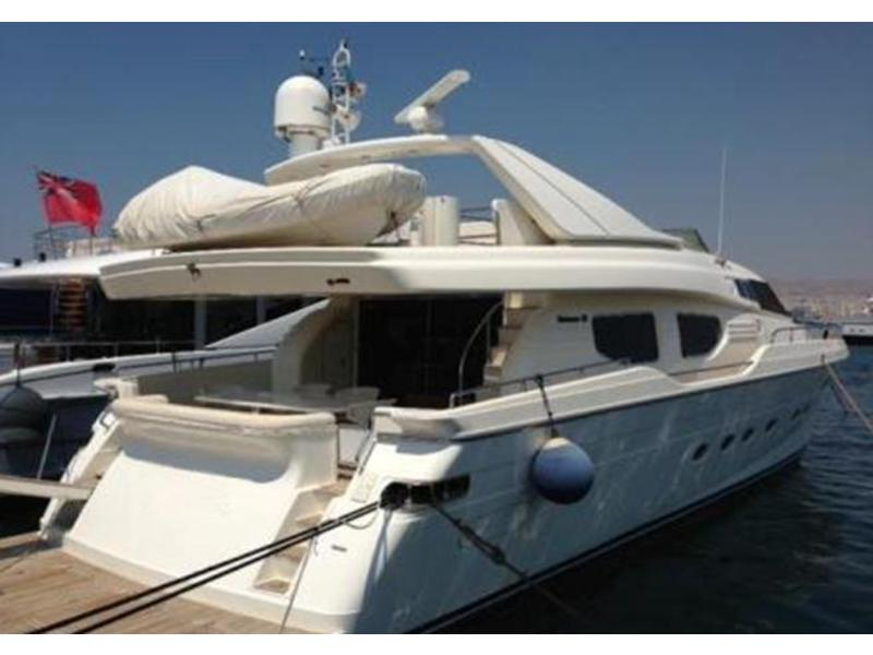 2001 Possilipo 80 located in  for sale
