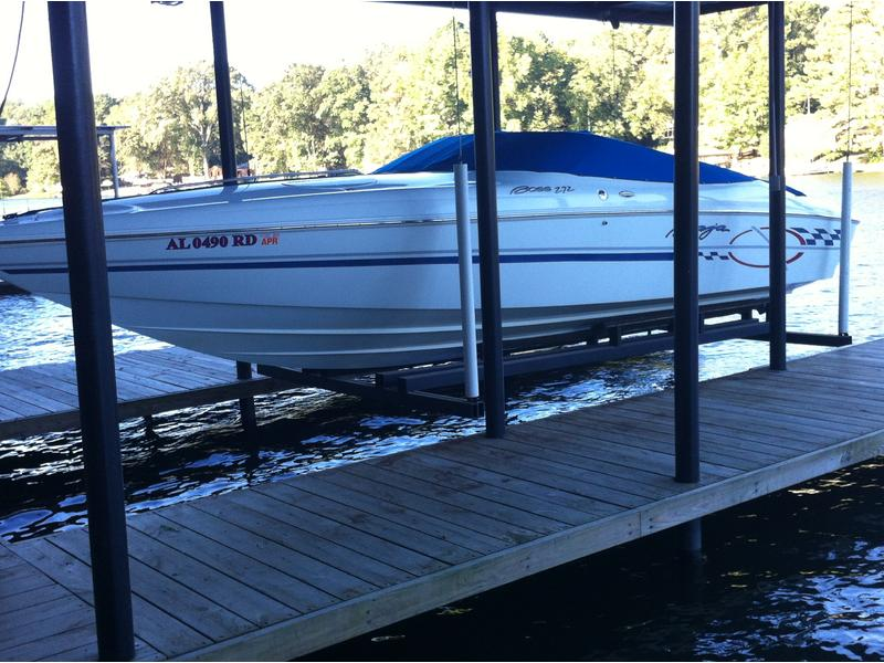 2000 BAJA 272 Boss located in Alabama for sale