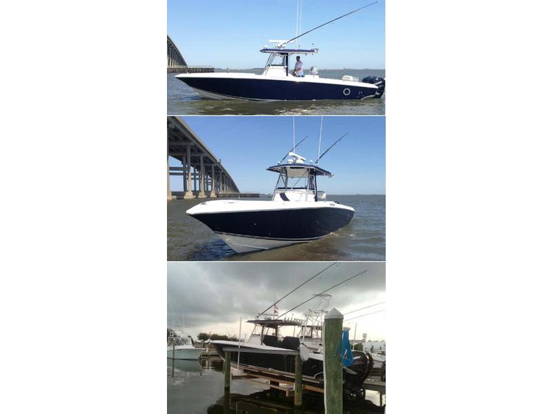 2008 Fountain 32CC located in North Carolina for sale