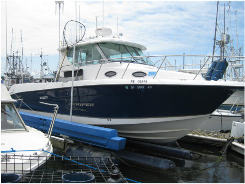 2004 Seaswirl 2901 Pilothouse Sport Fisherman located in California for sale