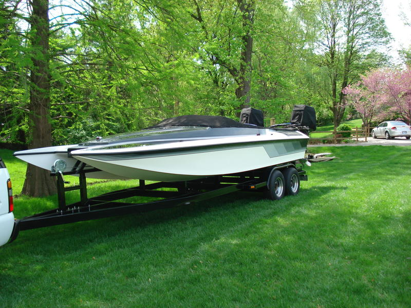 1988 Eliminator 23 Daytona located in Illinois for sale