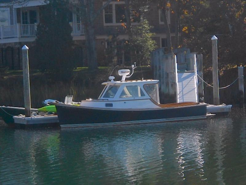 2006 Webbers Cove 22 located in Massachusetts for sale