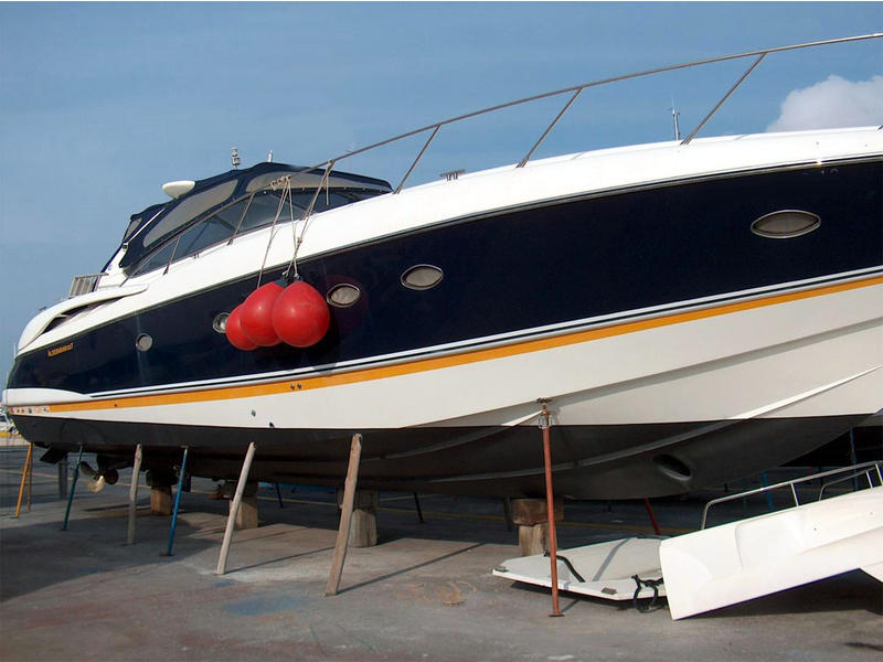 1997 Sunseeker PREDATOR 58  engines overhauled located in  for sale