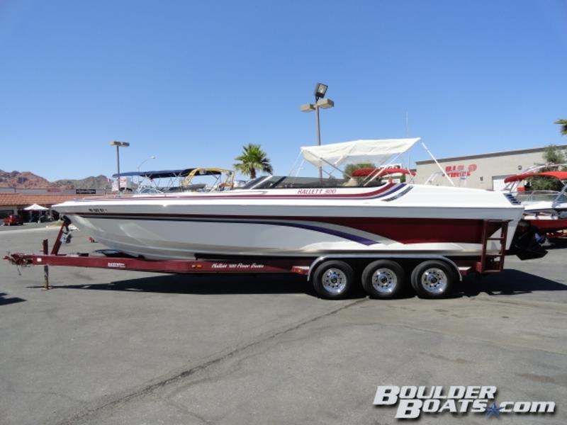 1997 Hallett 300T located in Nevada for sale