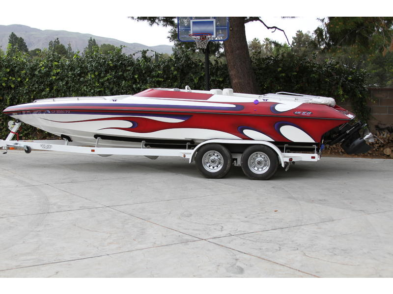 2001 Ultra Custom Boats 247 XS located in California for sale