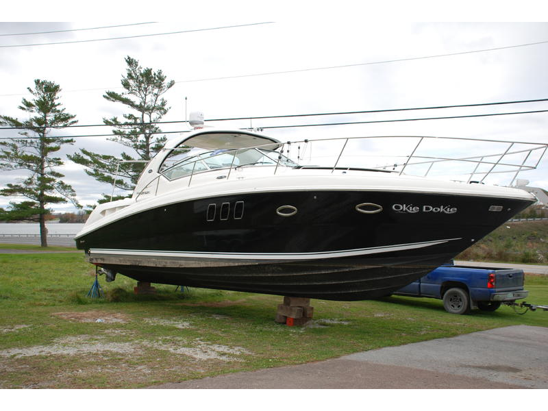 2012 Sea Ray Sundancer Axius located in Vermont for sale