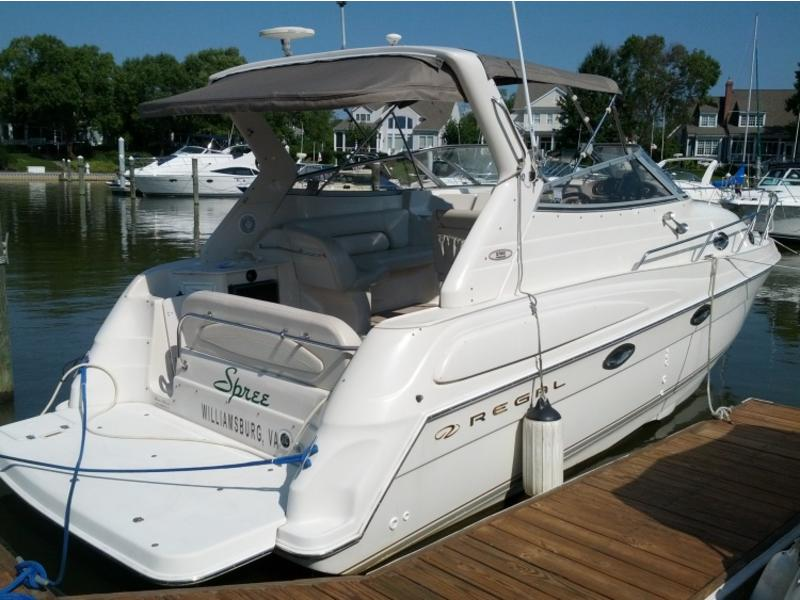 2001 Regal 2760 located in Virginia for sale