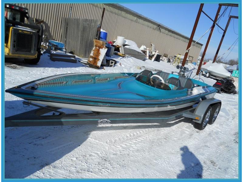 1993 Ultra Custom Jet Boat Formula 19 Powerboat For Sale