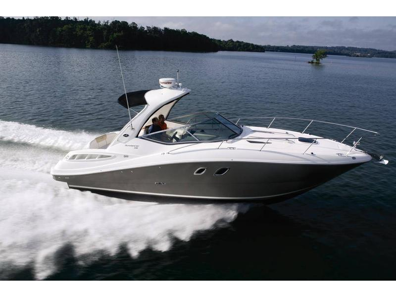 2007 Sea Ray 310 Sundancer Powerboat For Sale In Arkansas
