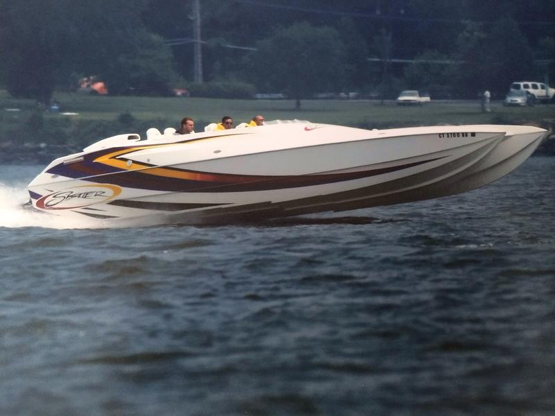 2003 Skater 32b located in Connecticut for sale