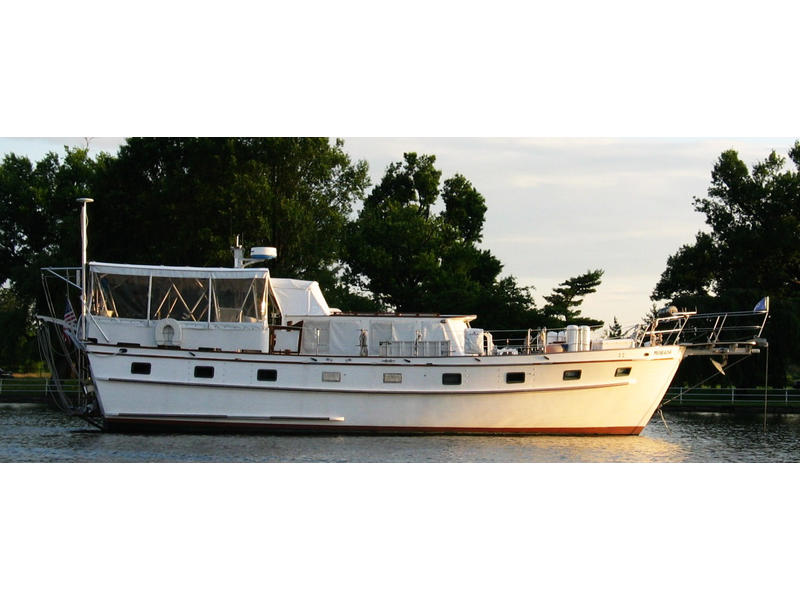 1982 Marine Trader Island Trader located in Georgia for sale
