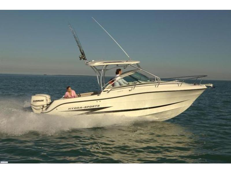 2011 Hydra-Sports 2500VX Express located in Massachusetts for sale