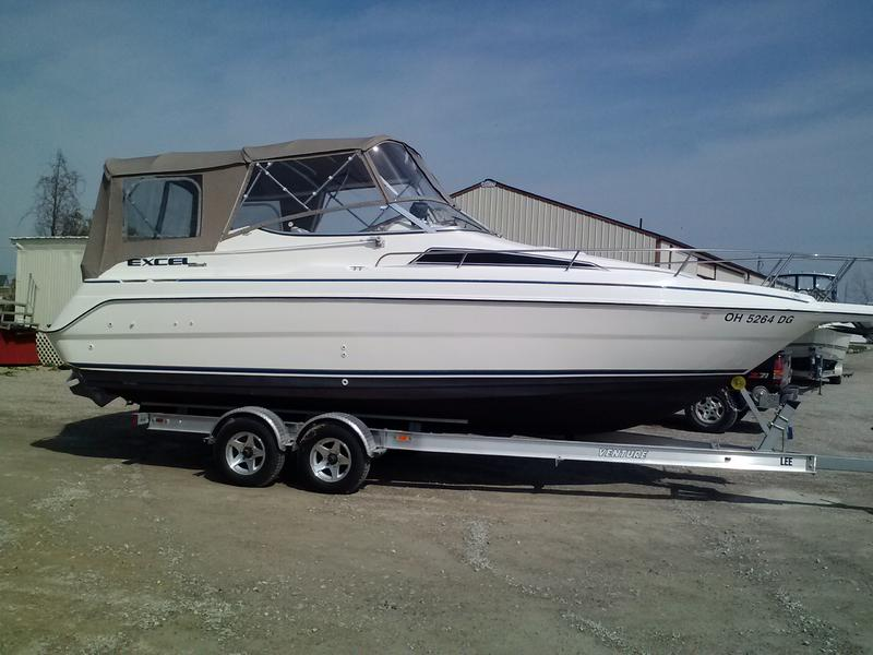 1997 Wellcraft Excel located in Ohio for sale