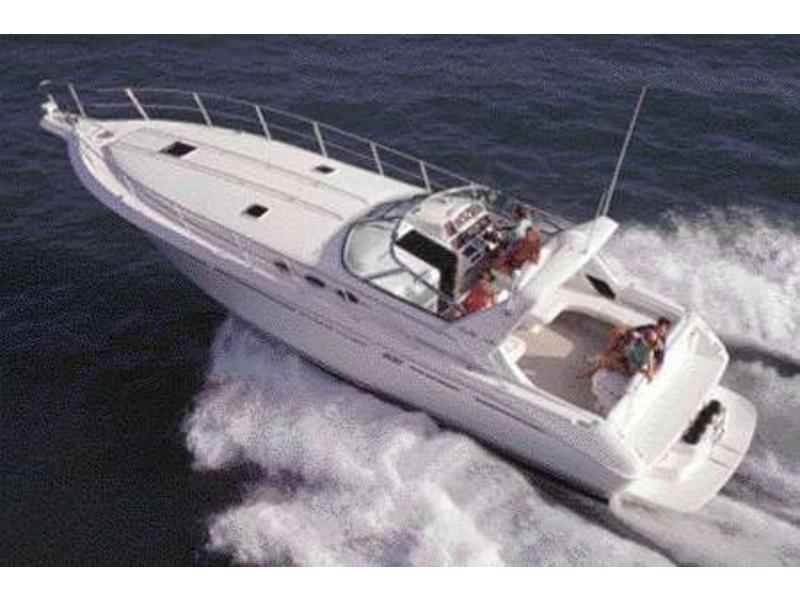 1994 Sea Ray 400 Express Cruiser located in California for sale