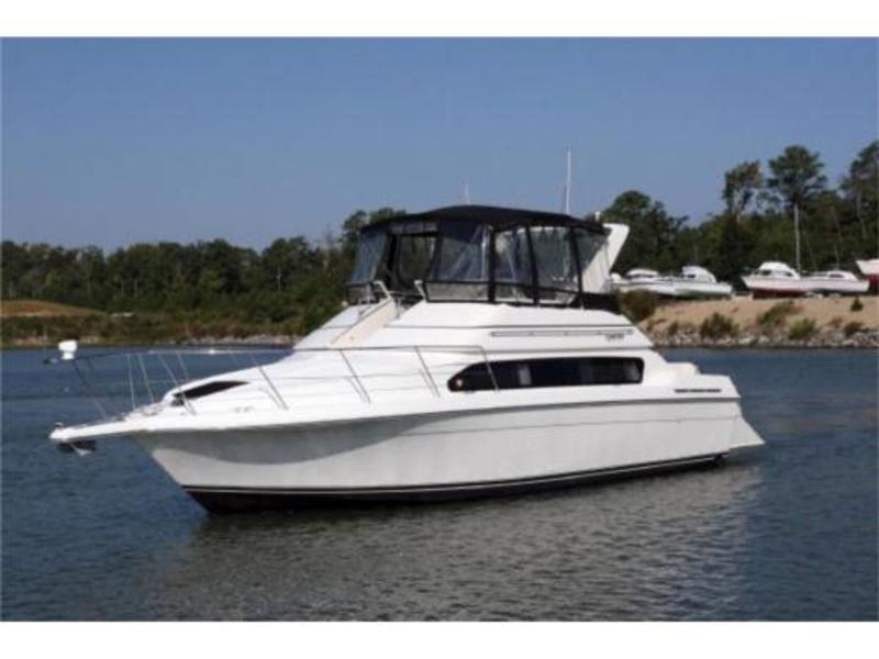 2001 carver santego located in New Jersey for sale