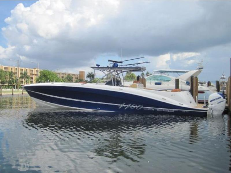 2013 Concept 44 Open Center Console located in Florida for sale