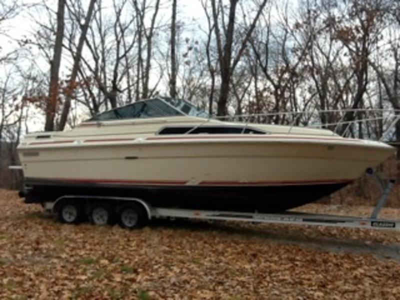 1985 Sea Ray Sun Dancer located in Oklahoma for sale