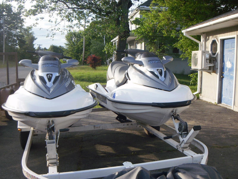Sea Doo GTX 3 located in California for sale
