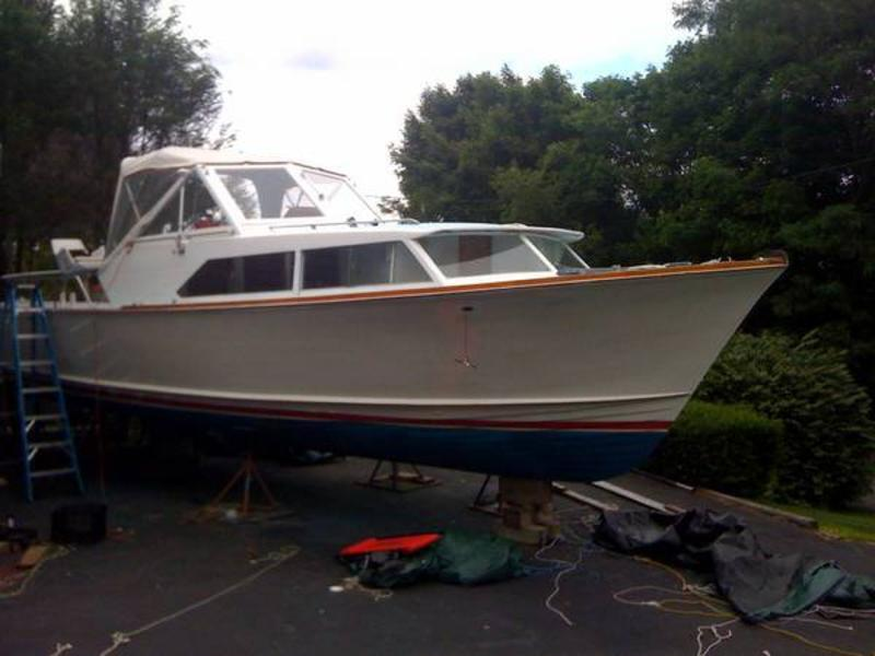 main chris craft sea skiff powerboats for sale by owner Chris Craft Marine Engines at alyssarenee.co
