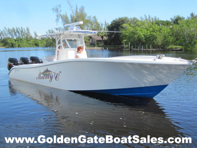 2005 Yellowfin 34 Center Console located in Florida for sale