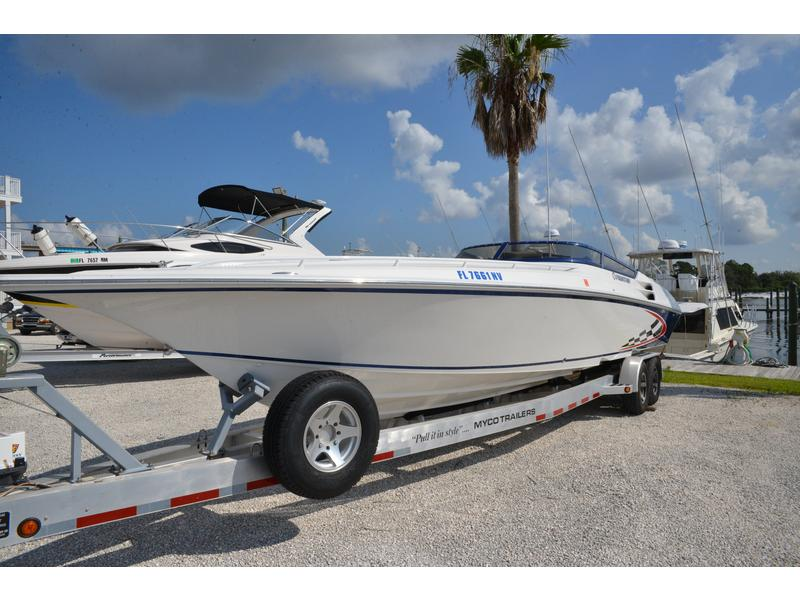 2005 Fontain 35 Lightning located in Florida for sale
