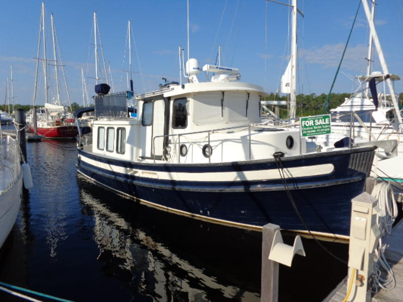 2002 Nordic Tug Trawler located in North Carolina for sale