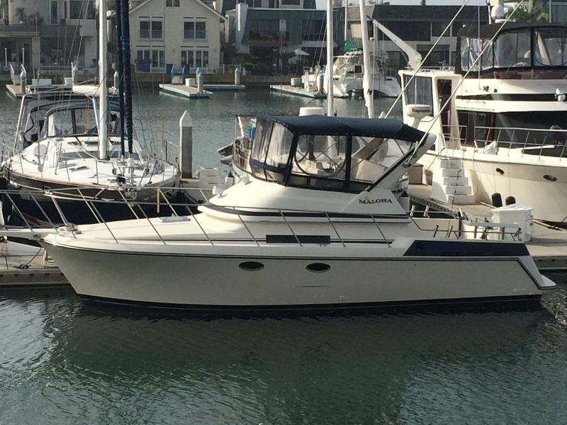 1987 Navigator 336 located in California for sale
