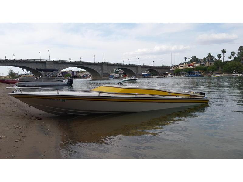 1980 Tahiti Daycruiser Powerboat For Sale In Utah