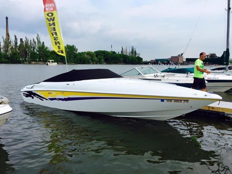 Baja Fresh Hours >> 2003 Baja 27 275 Boss powerboat for sale in Wisconsin