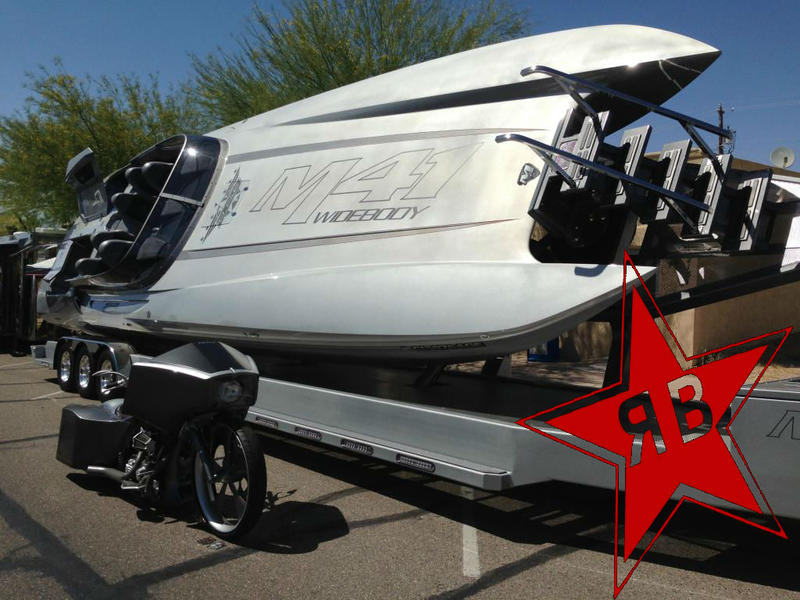 2013 DCB M41 located in Arizona for sale
